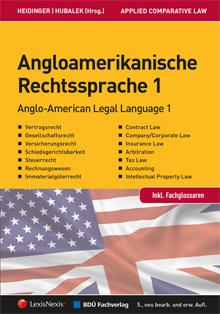 Angloamerikanische Rechtssprache 1