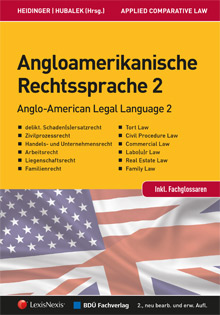Angloamerikanische Rechtssprache 2