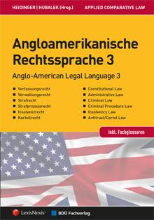 Angloamerikanische Rechtssprache 3